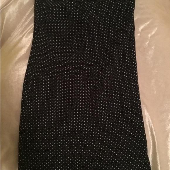Billabong strapless mini tube dress